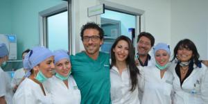 Sanident Staff - Implantology in Milan