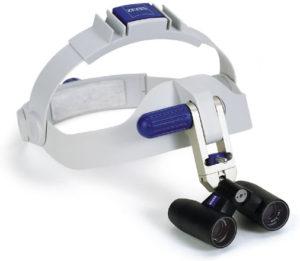 strumenti odontoiatrici occhialini ingranditori