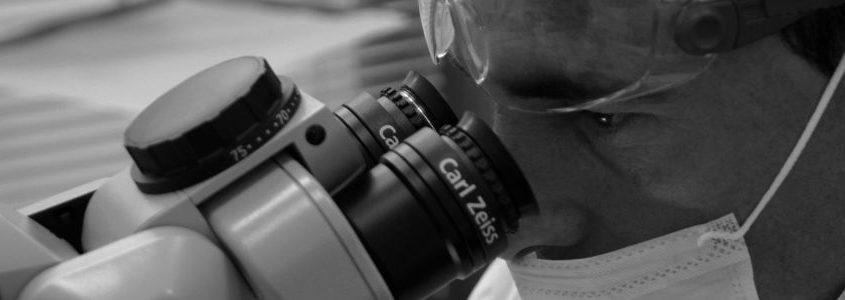 strumenti odontoiatrici microscopio operatorio