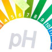 misurazione del ph saliva