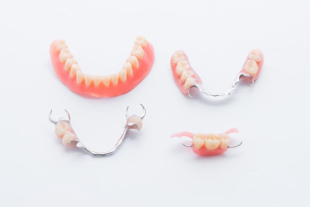 Dentiere e scheletrati