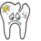 reimpiantare un dente caduto