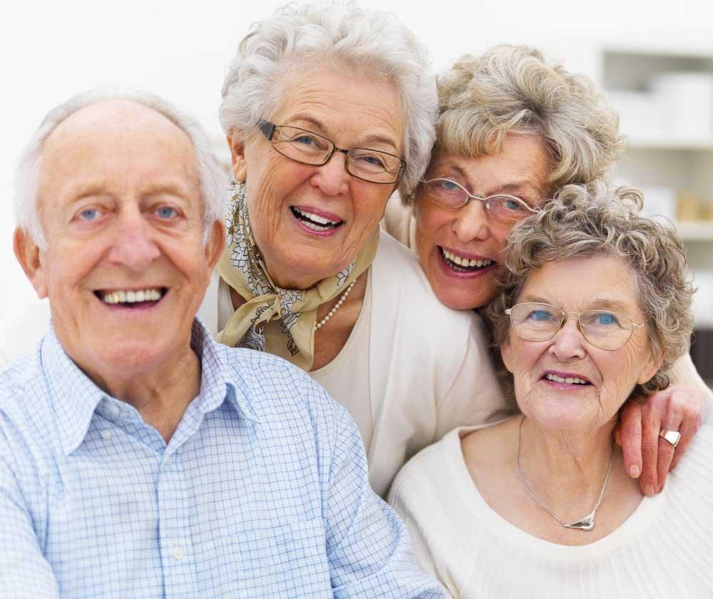 infiammazione gengive anziani