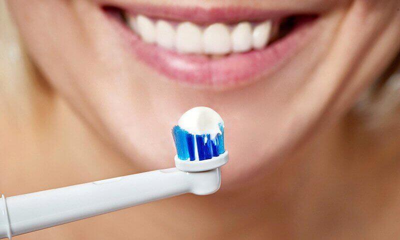 spazzolino elettrico scelta