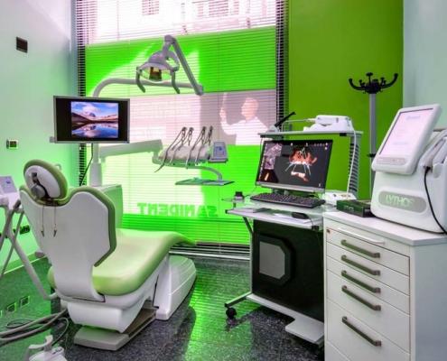 tecnologia dentista milano