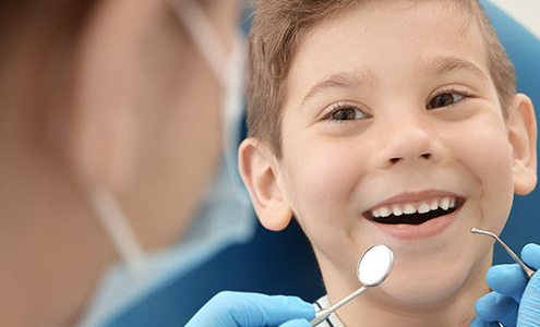 pedodontics pediatric dentistry Milan