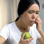 ipersensibilità alla dentina